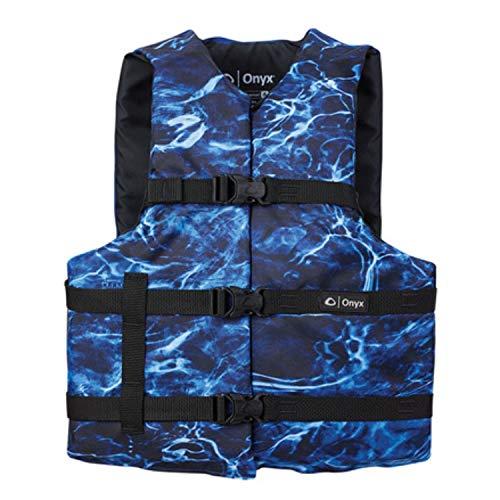ONYX General Purpose Boating Life Jacket Universal, MOE Marlin