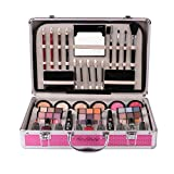 Set de Maquillage, CHAWHO Kit de Maquillage Coffret maquillage mallette ,Coffret...