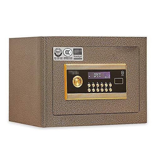 MAATCHH Caja Fuerte de Gabinete Caja electrónica Digital Securit Safe Acero Ocultos de construcción con la Pared de la Cerradura o gabinete de Anclaje para el Negocio en casa