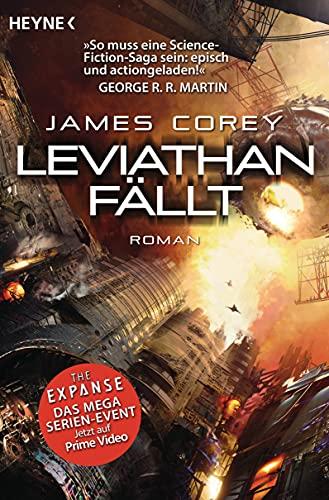 Leviathan fällt: Roman (The Expanse-Serie 9)