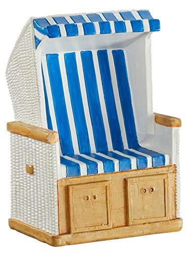 MC Trend Hucha en forma de cesta de playa, vacaciones, viaje de ensueño, hucha, viaje, dinero, idea de regalo de playa (cesta de playa)
