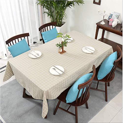 Jack moderne minimalistische stijl wastafel tafellaken 140x160cm