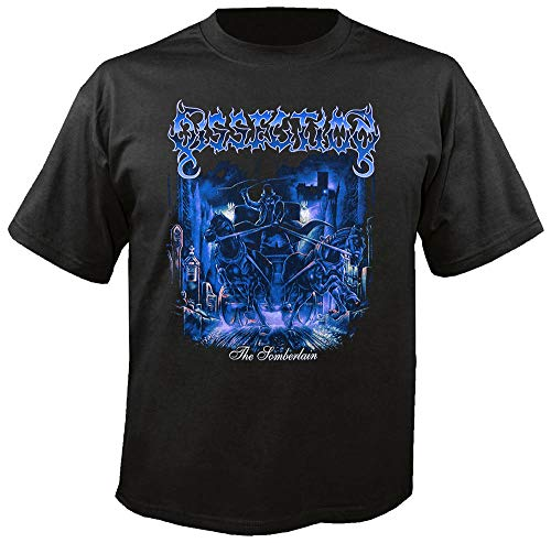 Dissection - The Somberlain - Cover - T-Shirt Größe XXL