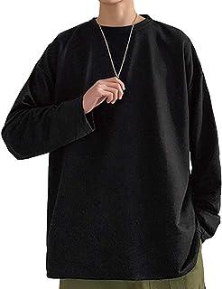 J.STORE [ジェイストア] 8色展開 トップス ロング Tシャツ ビック オーバー シルエット ゆったり メンズ M~2XL