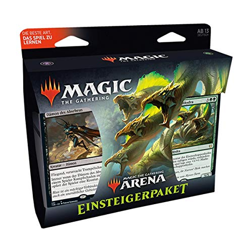 Magic The Gathering MTG Hauptset 2021 Arena Einsteigerpaket Deutsch