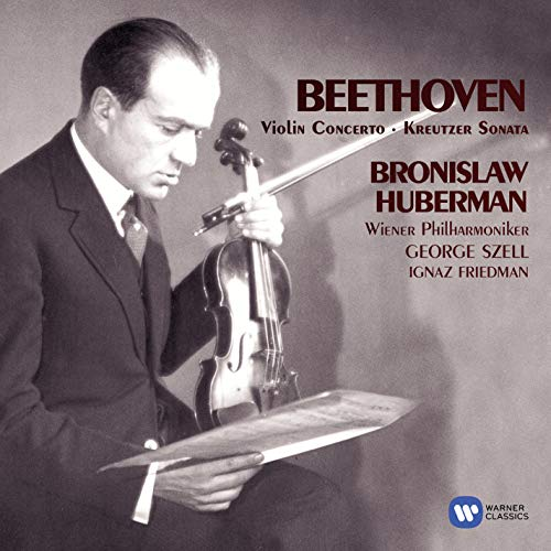 Bronislaw Huberman - Beethoven. Violin Concerto