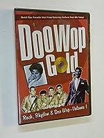 Doo Wop Gold: Rock, Rhythm & Doo Wop, Volume 1 Dvd [DVD] Jerry Butler