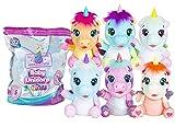 CLUB PETZ Baby Unicorn Tinies | Mini unicornio de peluche sorpresa para coleccionar (11cm) con cuerno mágico - Modelo Sorpresa