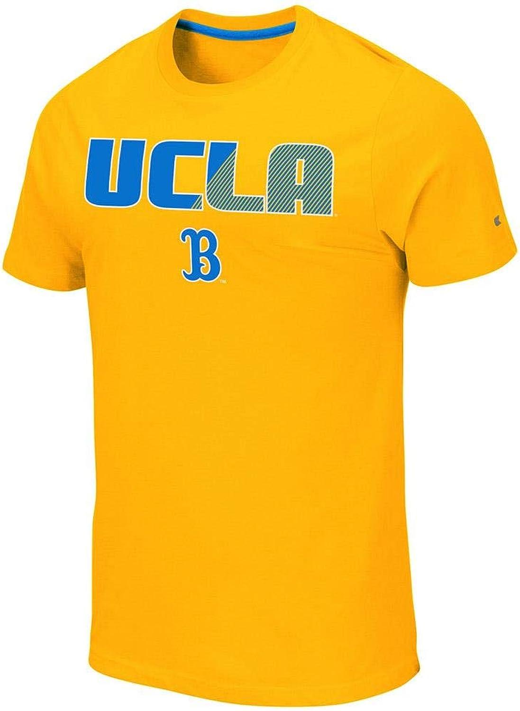 Colosseum Mens UCLA Bruins Yona Short Sleeve Tee Shirt