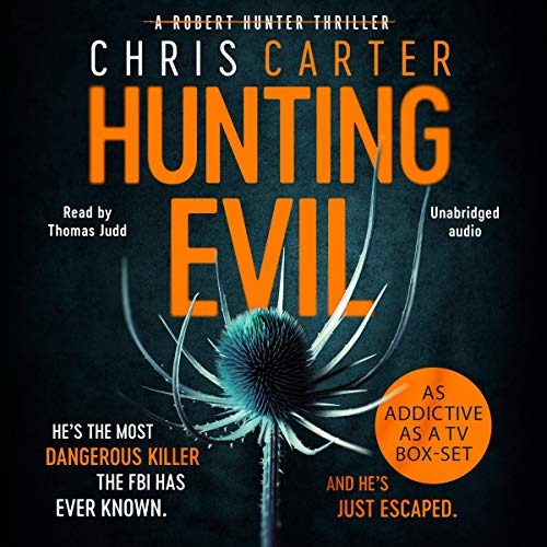 Hunting Evil cover art