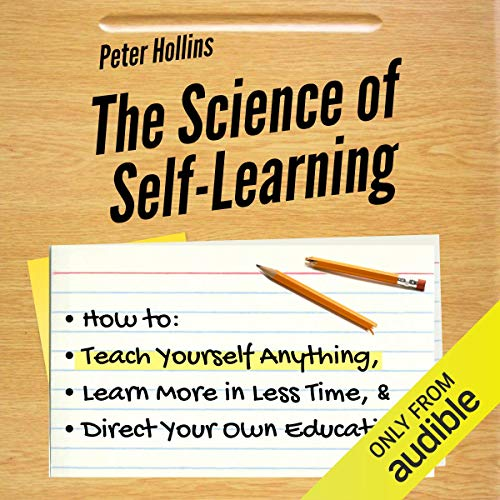 The Science of Self-Learning cover art
