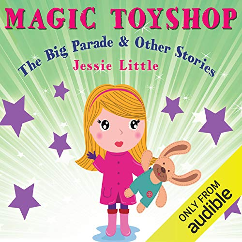 Magic Toyshop: The Big Parade and Other Stories audiobook cover art
