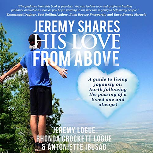 Jeremy Shares His Love from Above cover art