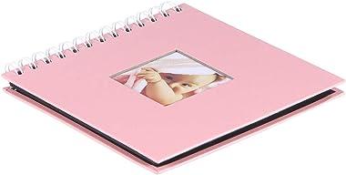 Nbrand 20 Pages Album de Croissance de bébé Graduation de la Maternelle Album de Papier Simple pour Enfants Bricolage pour la