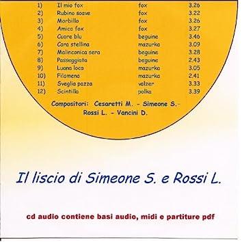 Il Liscio Di Simeone S. E Rossi L.