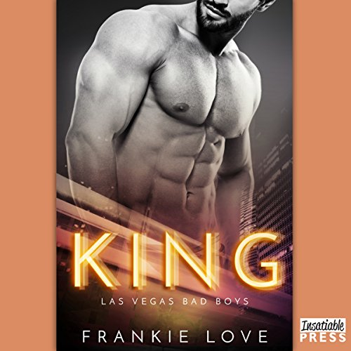 King audiobook cover art