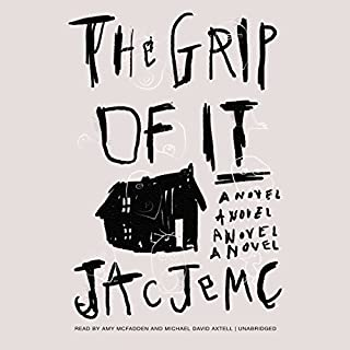 The Grip of It cover art