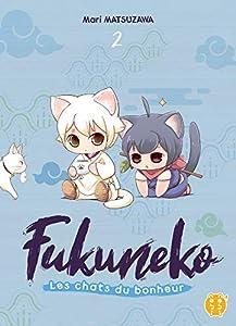 Fukuneko, les chats du bonheur Edition simple Tome 2