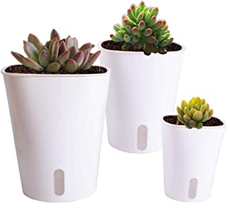 wicking material for self watering planters