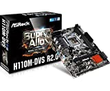 ASRock 0-MXB330-A0UAYZ Intel Motherboard, RAM: 2X DDR4 DIMM