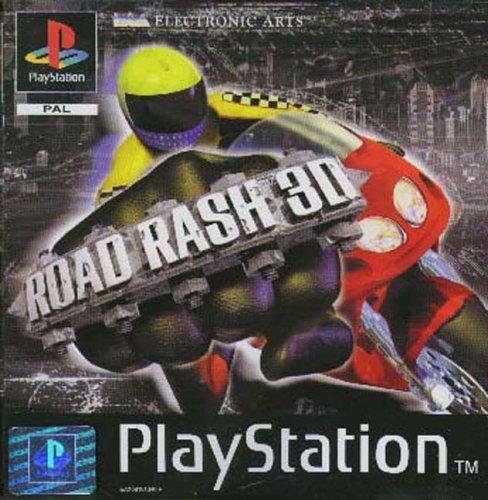 Road Rash 3-D