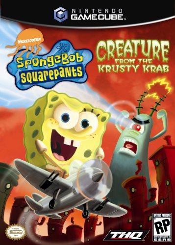 Spongebob Squarepants: Creature From the Krusty Krab by THQ