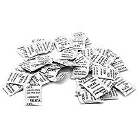 HuntGold 50pcs/paquete Gel de sílice bolsas secas déshydratant prueba de la humedad agente de secado