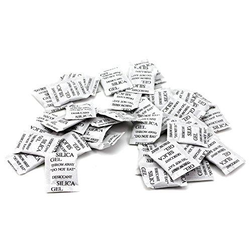 HuntGold 50pcs/paquete bolsas secas déshydratant prueba de la humedad agente de secado
