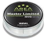 VARIVAS(バリバス) ナイロンライン トラウトエリア マスターリミテッド SVG 150m 0.35号 2lb ナチュラル