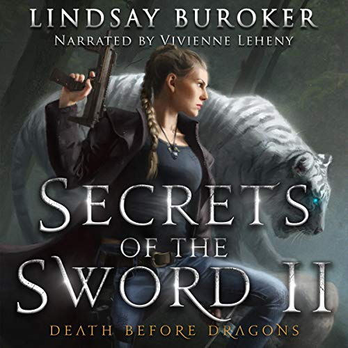 Secrets of the Sword 2: Death Before Dragons, Book 8