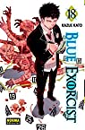 BLUE EXORCIST 18 par Kato