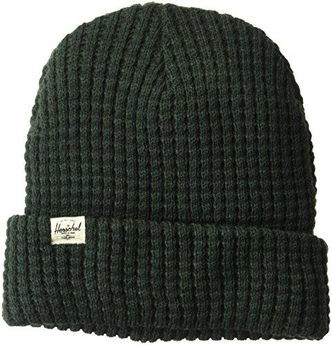 Herschel Herren Mütze Salem Beanie - Grün - Einheitsgröße