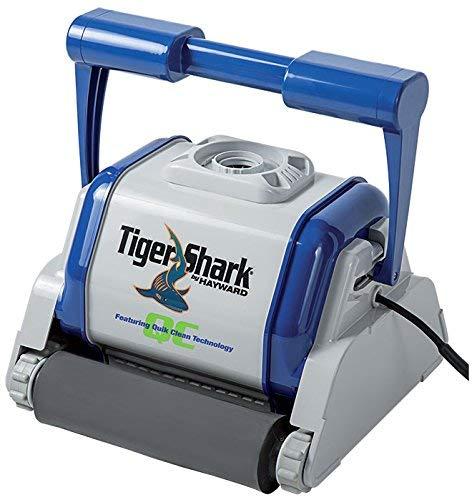 Hayward Tiger Shark QC, Limpiafondos automático (Suelo Pare