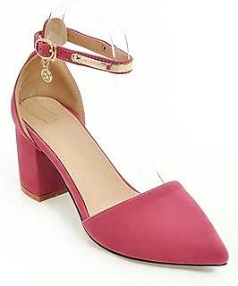 BalaMasa Womens ASL06036 Pu Fashion Sandals