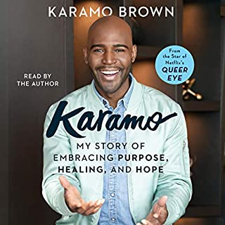 Karamo cover art
