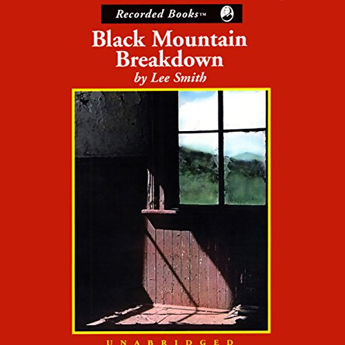 Black Mountain Breakdown audiobook cover art