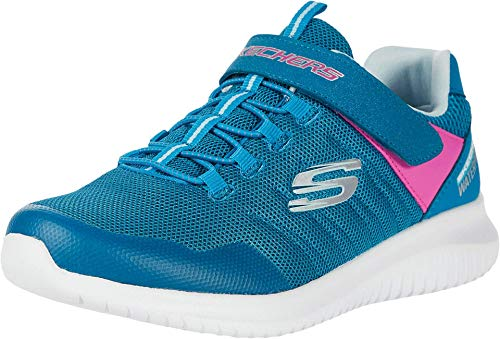 Skechers Ultra Flex Rainy Racer, Zapatillas Niñas