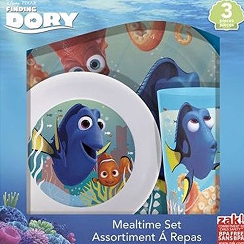 Finding Dory Mealtime Set