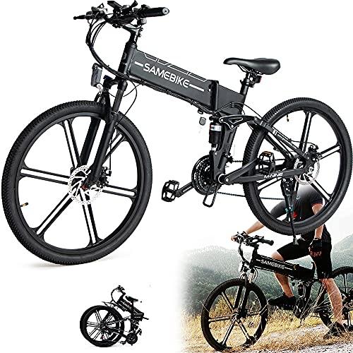 26' Klappbares E-Bike, Elektrofahrrad...