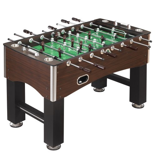 Hathaway 56-Inch Primo Foosball Table, Family Soccer Game...