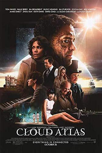 Cloud Atlas - Authentic Original 27x40 Rolled Movie Poster