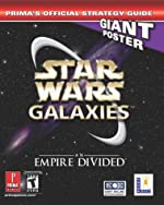Star Wars Galaxies - An Empire Divided de Prima Temp Authors