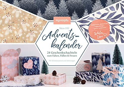 Mein DIY-Adventskalender: Winter Love