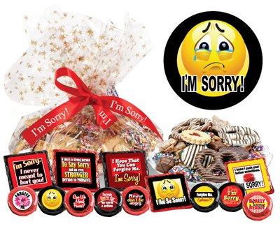 I'm Sorry Cookies