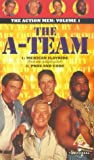 The A-Team - Volume 1 - Mexican Slayride (Feature-length pilot) / Pros and Cons [VHS]