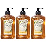 A La Maison de Provence Liquid Hand Soap | Honeysuckle Scent | French Milled Moisturizing Natural Hand Soap | in 16.9...