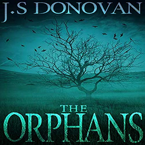 The Orphans: A Riveting Mystery audiobook cover art