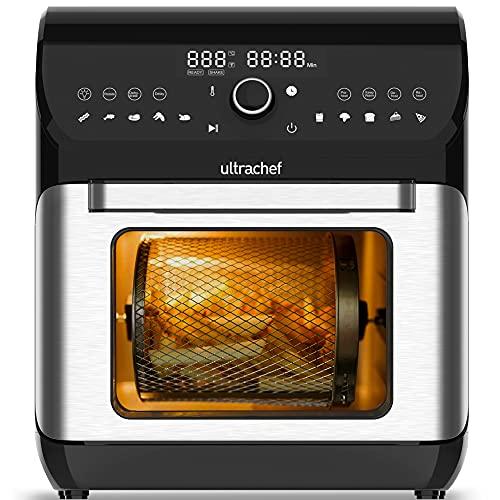 que horno es mejor para pizza fabricante ULTRACHEF