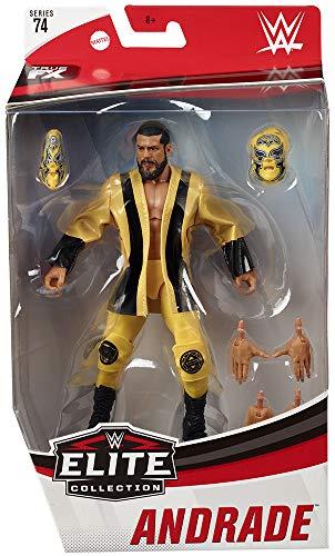 Ringside Andrade - WWE Elite 74 Mattel Toy Wrestling Action Figure
