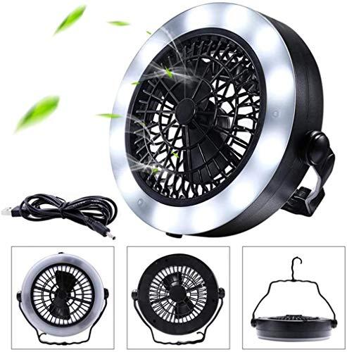 smilecstar Aanbiedingen dagelijkse USB-ventilator Mini-clipventilator Draagbare 3-speed bureauventilator